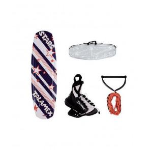 Talamex wakeboard stars uppsättning - 95650355