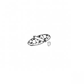 Avgasklaff - 807166A 1